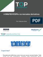 A BM&FBOVESPA e Os Mercados Derivativos Giacomo 7