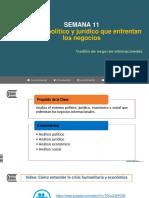 PPT SEMANA 11- Entorno político y jurídico que enfrentan los negocios.pdf
