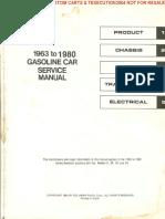 Harley Manual 1963-80 PRO