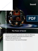 ppt of sound