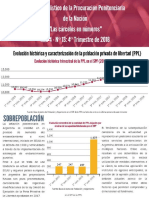 Boletín Estadístico PPN Nº 13 (4º Trimestre 2018)