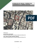 Informe Estimación Riesgos Ciudad Piura