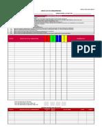 REG 01 PRO LBS 32 00 Chek List Herramientas