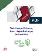 ADCP Diseno Estandares Normas Mejores Practicas DC