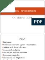 REUNION   APODERADOS octubre.ppt