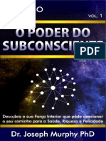 O Poder Do Subconsciente - eBook Epub