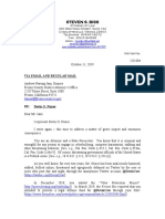 Nunes letter to Janz