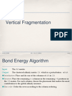 Lecture12 - Vertical Fragmentation - II