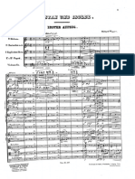 Wagner Tristan Vorspiel