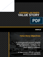 Cat Parts Value Story- 2012.ppt