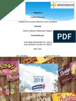 Presentación Analisis Financiero