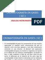 Cromatografia Gases GC