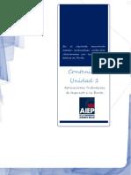 Contenidos Unidad 1 Aplicaciones Tributarias de Impuesto a La Renta AIEP