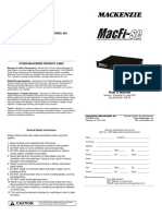 MacFi Se Manual Sm_v1.0