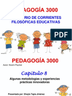 Pedagogia 3000-Capítulo 8