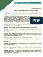 Usando a PNL Para Formar e Manter Casais II