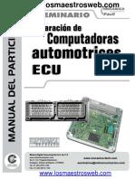 Reparacion de Computadoras Ecu automotriz