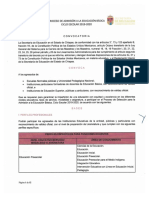 Convocatoria Ingreso SPD 2019 2020 Chiapas