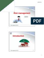 Risk Management Presentation (e)