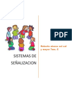 sistemas de señalizacion en el niño