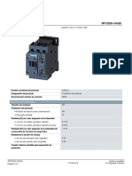 3RT20251AN20 Datasheet Es (1)