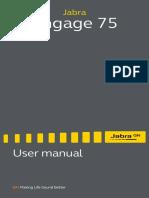 Jabra Engage 75 User Manual_EN_English_RevB