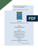 Investigacion Bambamarca- Paccha Minas