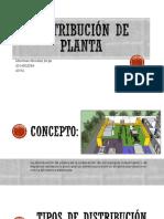 Martínez Morales Jorge Distribución de Planta