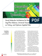 Next Generation HEUR Technology CoatingsTech March2014