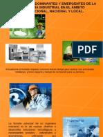 Practicas Predominantes y Emergentes de La Ingenieria Industrial
