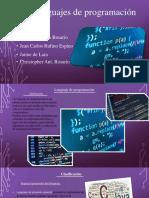 Lenguajes de programación.pptx