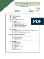 SERSO-PETS-015 CAMBIO DE POLINES DE CARGA , RETORNO E IMPACTO- FAJAS TRANSPORTADORAS N°8. - copia.doc