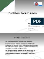 Pueblos Germanos