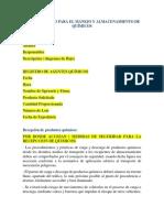 Plan de Manejos de Químicos (1)
