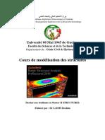 Modelisation Robot Structural