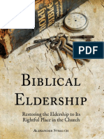 Strauch - Biblical Eldership