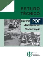 ET-10 Concreto Rolado Aplicacoes-pavimentacao