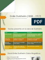 727516889.EmileDurkheim(Comunicación).pptx