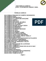 1000-Formulas Quimicas Unlocked