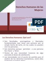 Derechos Humanos de La Mujer