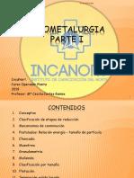 Pirometalurgia  2019