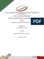 Proyecto de Intervencion Social (Informe Final)