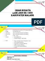 Technical Meeting Kirab2019