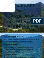 Processes and landforms along plate boundaries .pdf