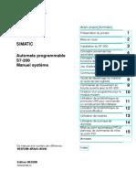 s7200 System Manual Fr-FR