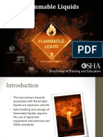 Flammables
