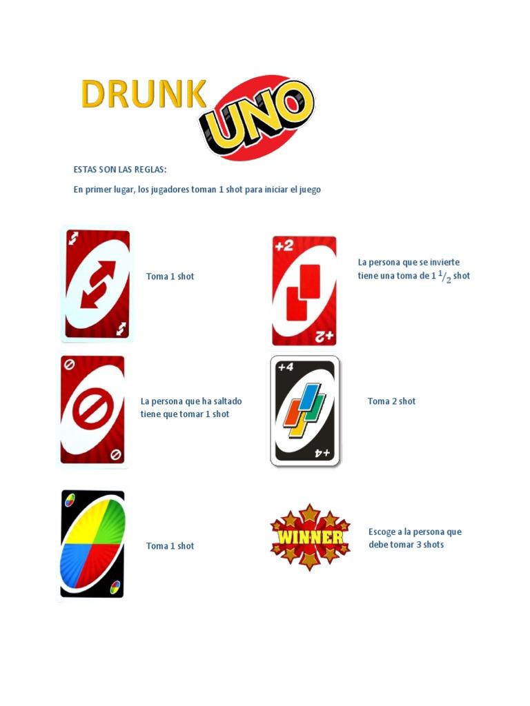 Estas Son Las Reglas Drunk Uno