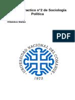 Tp 2 Sociologia Politica