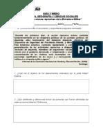 Guia Primeras Acciones Represivas de La Dictadura Militar