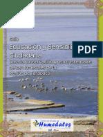 Guia Educacion y Sensibilizacion Ciudadana Para La Conservacion y su Uso Sustentable de Los Humedales de La Region de Tarapaca